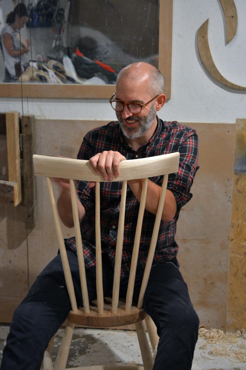 in the city | ben willis woodcraft